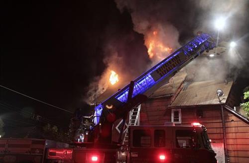 Buffalo, NY Fire Dept