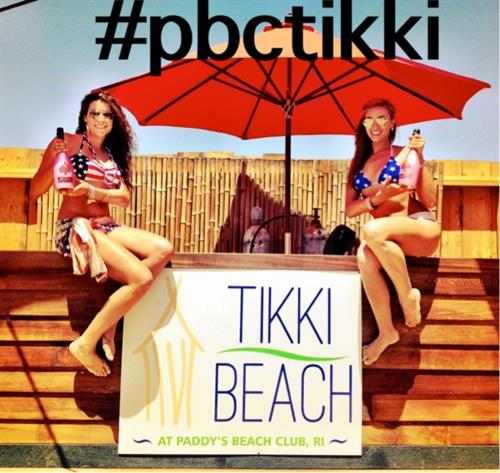 Tikki Beach Ocean Lounge