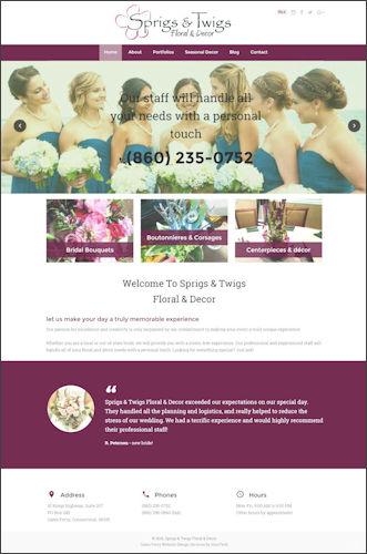Sprigs & Twigs Floral & Decor