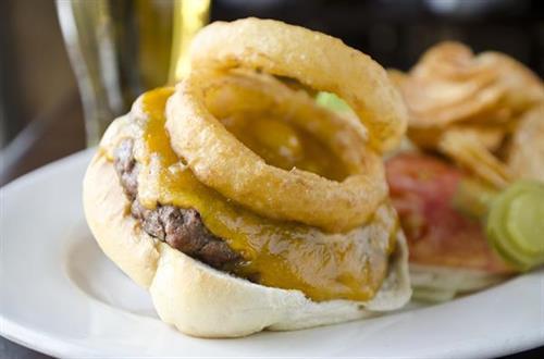 Cheeseburger - Freshly Ground Beef