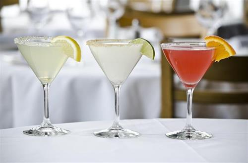 Martini Selection