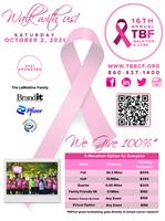 16th Annual TBF Walk for a Cure