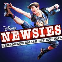 DISNEY'S NEWSIES at Theatre By The Sea