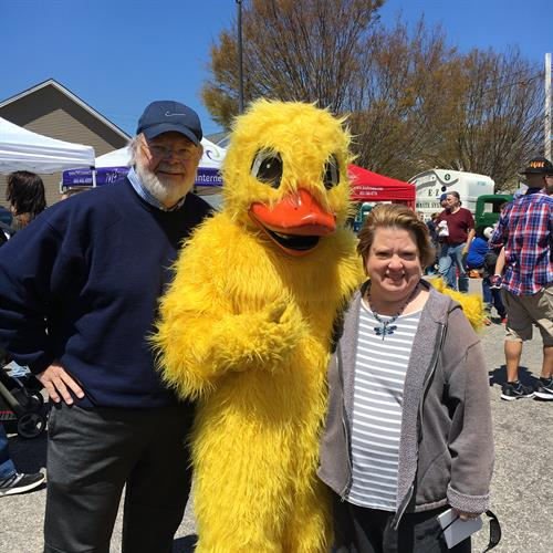 Your Ride Transporter Services at the 18th Annual Pawcatuck River Duck Race