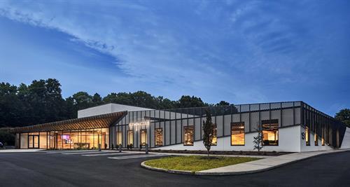 Symmetry Partners, LLC - Renovation for New Headquarters - Glastonbury, CT