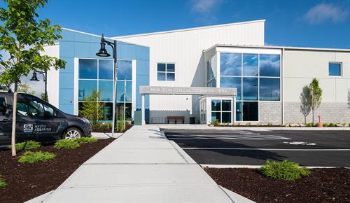 Mystic Aquarium - Milne Ocean Science & Conservation Center - Mystic, CT