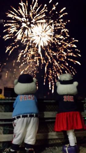 Fireworks spectacular!