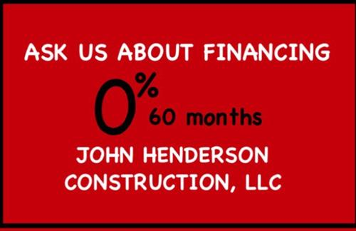 Financing with us is very easy. It is paperless and takes just a few minutes. You may qualify for a 0% plan!