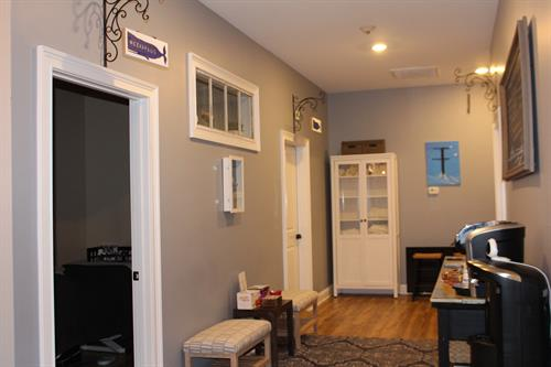 Remodeled Massage Therapy location in Westerly