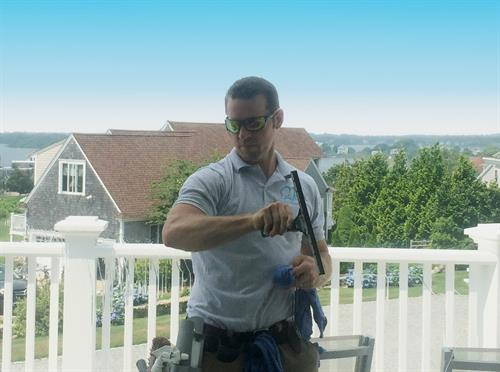 Window Cleaning in South County RI