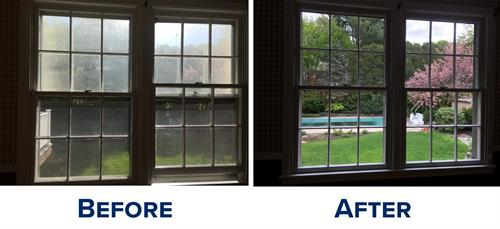 Window Cleaning in Barrington RI