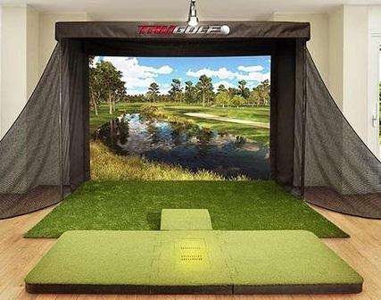 TruGolf Vista 12 Pro Golf Simulators