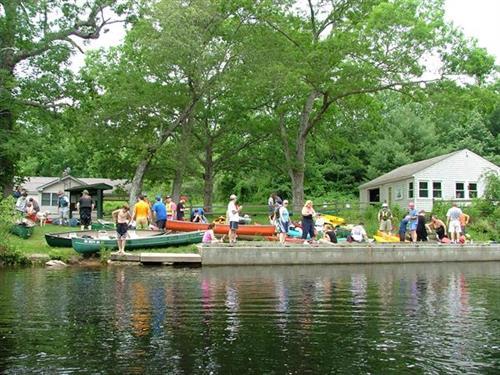 Paddle instruction & trips