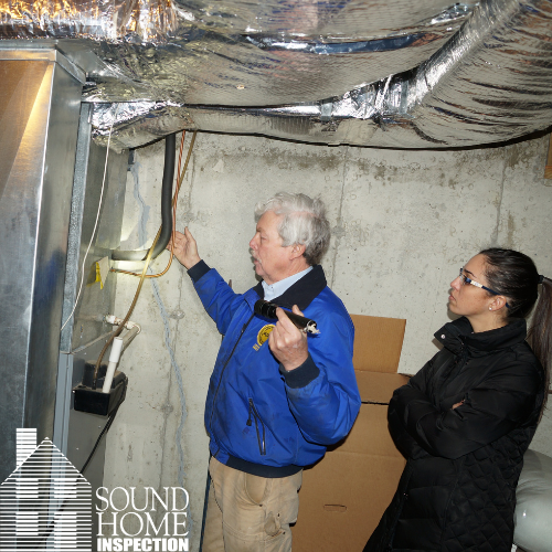 Sound Home Inspection - Basement and Equipment Inspection