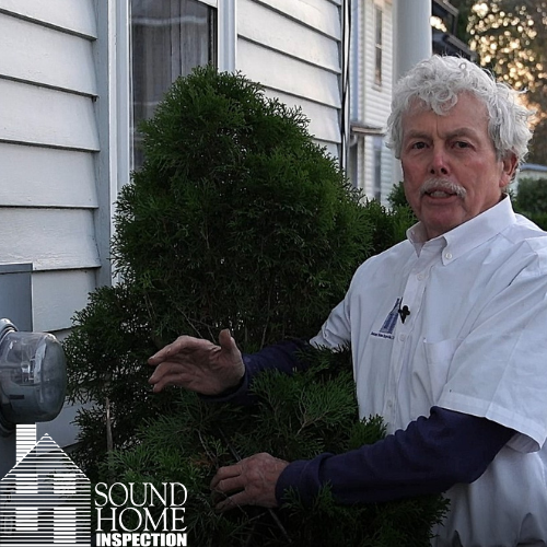 Sound Home Inspection - Exterior Electrical Inspection