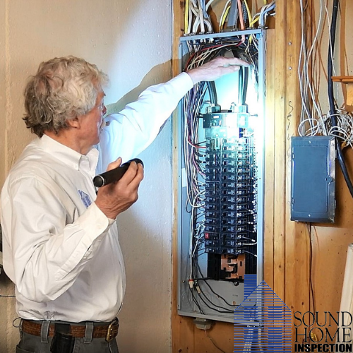 Sound Home Inspection - Interior Electrical Inspection