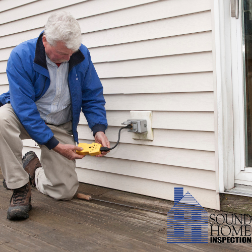 Sound Home Inspection - House Exterior Inspection