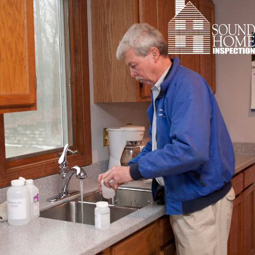 Sound Home Inspection - Water Quality Inspection