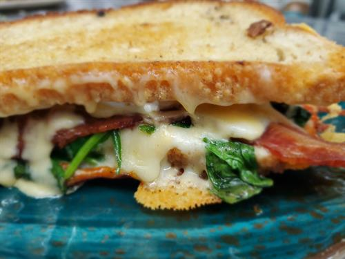 Wicked Grilled Cheese