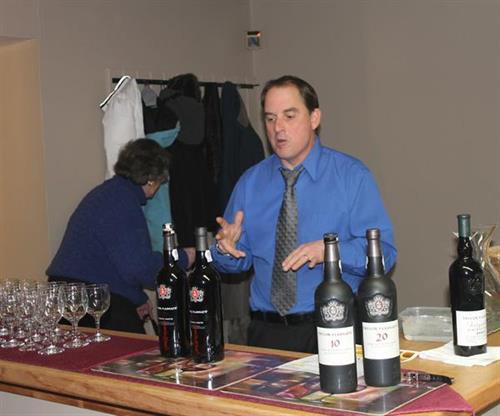 Taster's Club In House Port Wine Tasting January 15th 2014