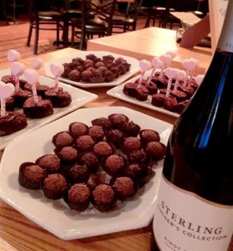 Chocolate & Wine Stroll, Downtown Westerly to benefit SUFA February 12, 2014