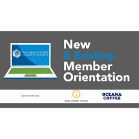 New and Existing Member Orientation - Virtual