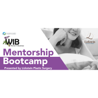 Session 2: How To Be A Power Networker, Presented by Synovus Bank (WIBC Mentorship Fall '21 Bootcamp, Presented by Lickstein Plastic Surgery)