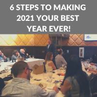 6 Steps To Making 2021 Your Best Year Ever!
