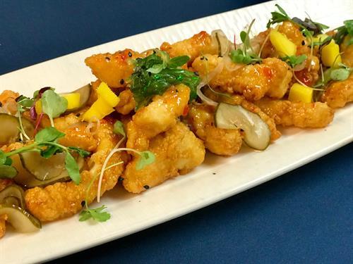Menu Item - Fried Calamari