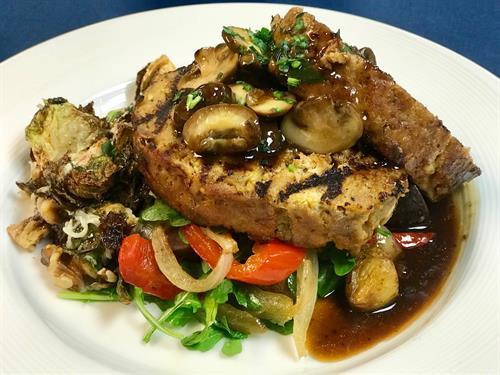 Menu Item - Grilled Meatloaf