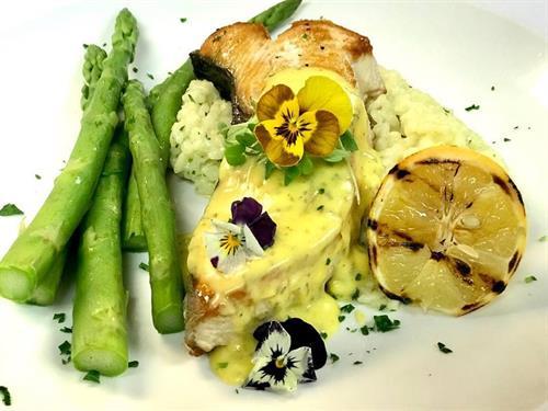 Fresh Fish Menu Available Daily