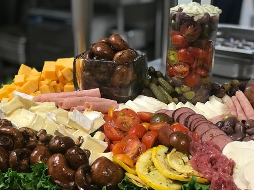 Antipasto Platter for Private Party