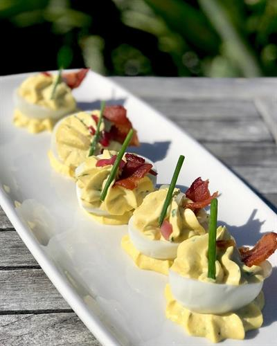 Chef Specials Change Daily - Harbor Deviled Eggs