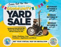 Riviera Beach CRA Community Yard Sale