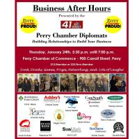 (2019) Business After Hours Chamber Diplomats January