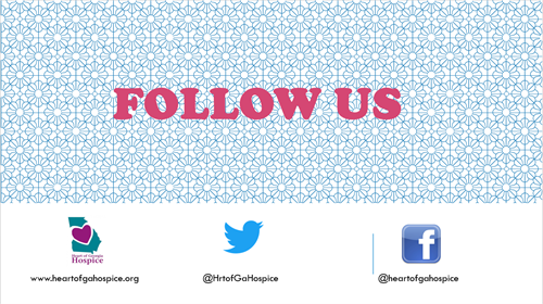 Make sure you are following us on Facebook and Twitter!