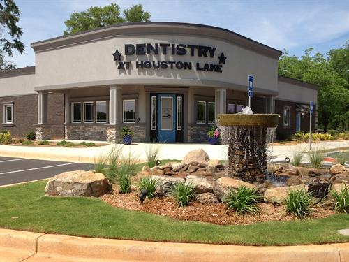 Our Office - 2161 Houston Lake Rd, Hwy 127, Perry GA