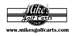 Mike's Golf Carts Logo