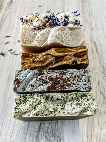 Naturally Made Olive Oil Soap