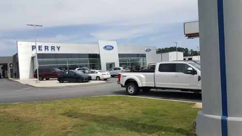 PERRY FORD STORE