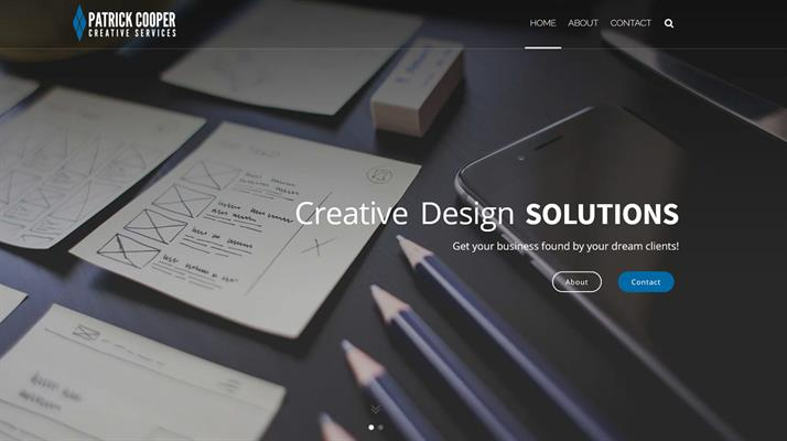 Patrick Cooper Creative Services