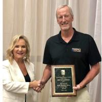Jeff Wolfenden named Bedwell Small Business Person of the Year
