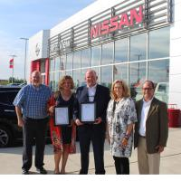 Mountain View Nissan, Cleveland High School Form New BEST partnership