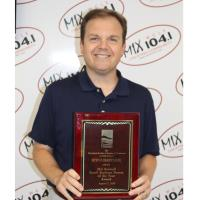 Steve Hartline named Bedwell Small Businessperson of the Year