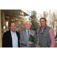 Robert W. Varnell, Jr. Leadership Award Presented to Beecher Hunter