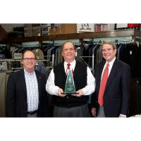 Larry McDaniel Receives Prestigious M.C. Headrick Award