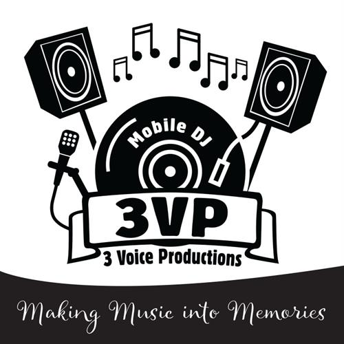 Thanks to Hawley Graphics for creating the 3VP logo
