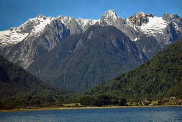 Gorgeous Mountains in Patagonia