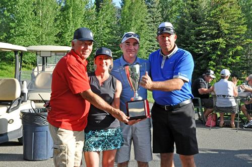 The REALTORS Charity Golf Tournament was established in 2015 to support all the Sun Valley Board of REALTORS Community Foundation's needs.