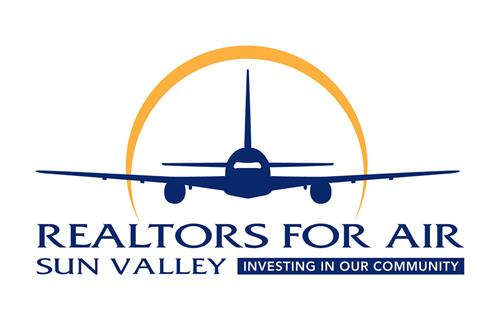 REALTORS have donated over $200,000 in our local airport making it easier to get here!